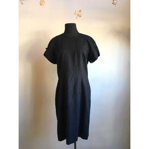 Adrianna Papell Linen Dress Size 10
